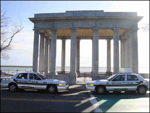 Mayflower Taxi Cabs at Plymouth Rock